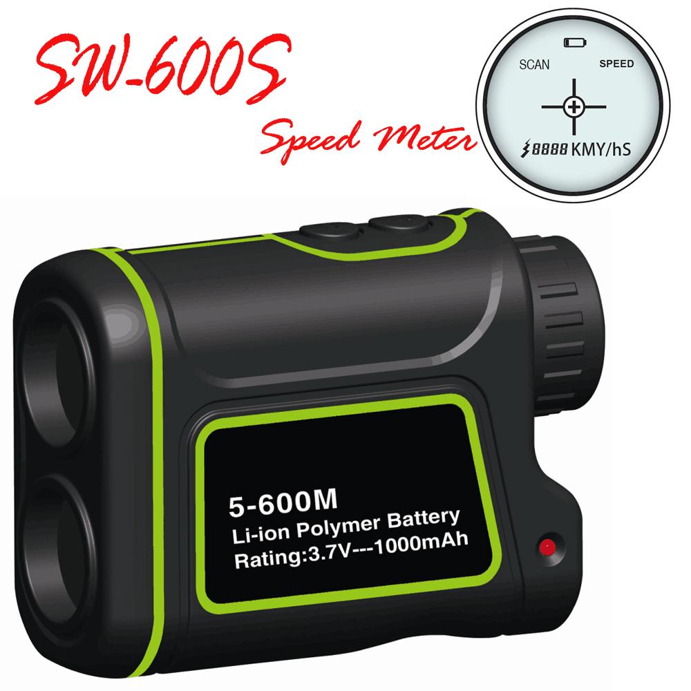 Ống nhòm đo khoảng cách SW 600S