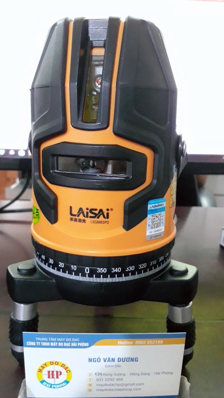 Máy cân bằng laser Laisai G686SPD