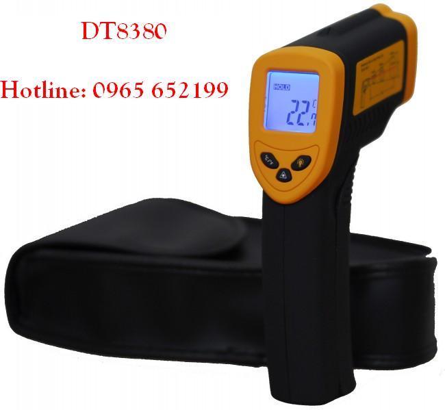 Súng đo nhiệt độ DT 8380