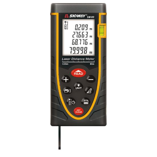 Máy đo khoảng cách SW-M80 ( 80M)