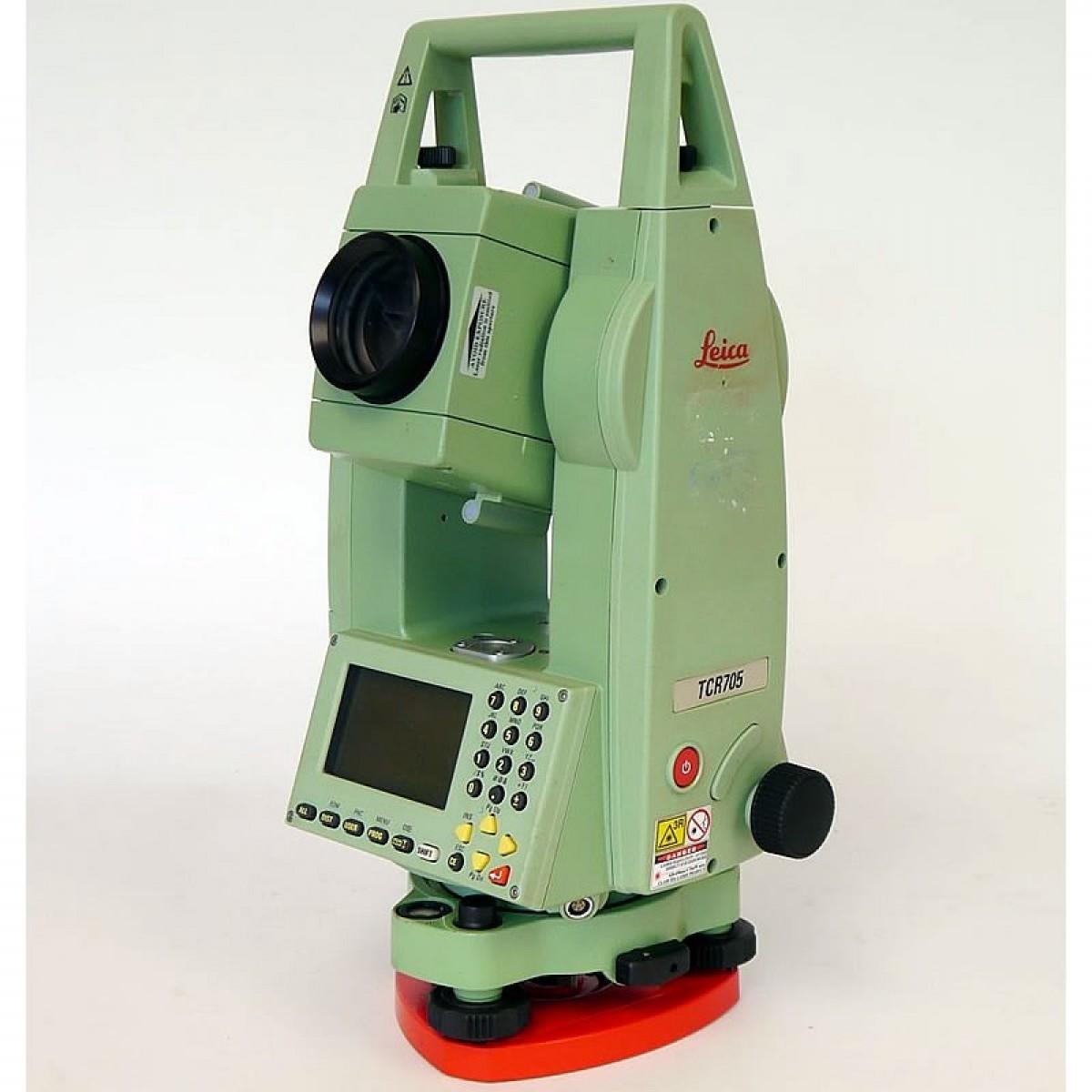 Máy toàn đạc Leica TCR 705