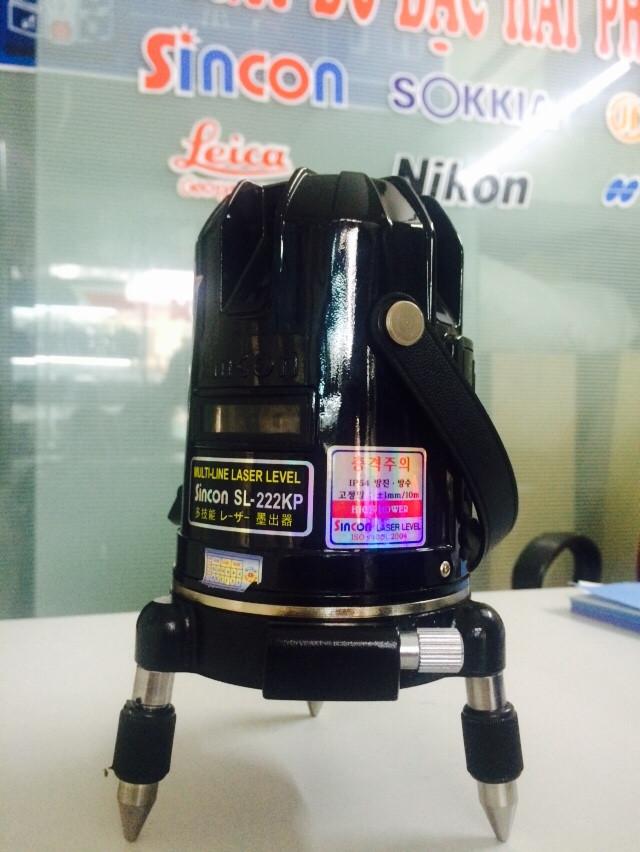 Máy cân bằng laser Sincon Sl - 222KP