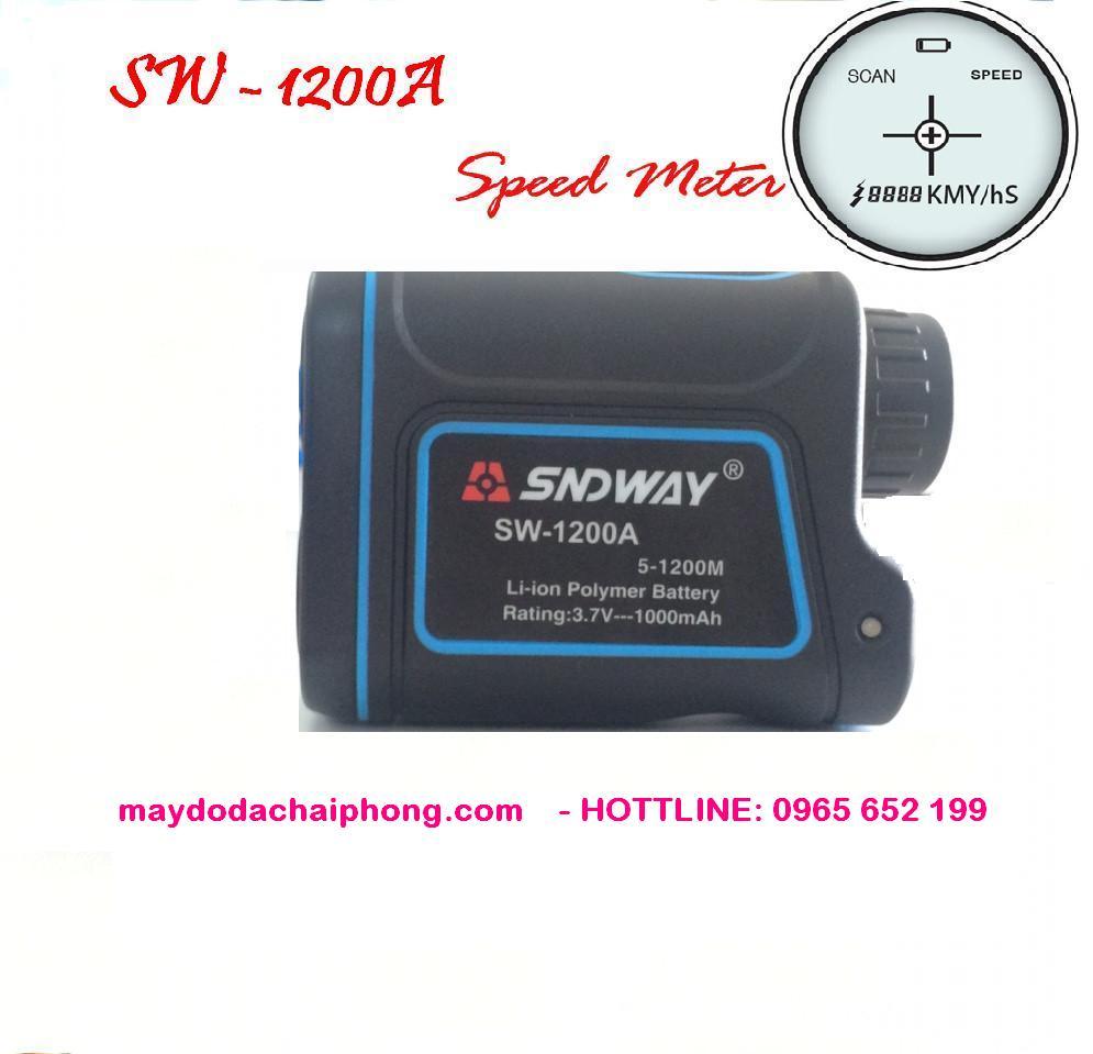 Ống nhòm đo khoảng cách SW1200A